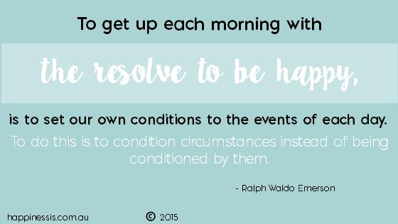 resolve-to-be-happy